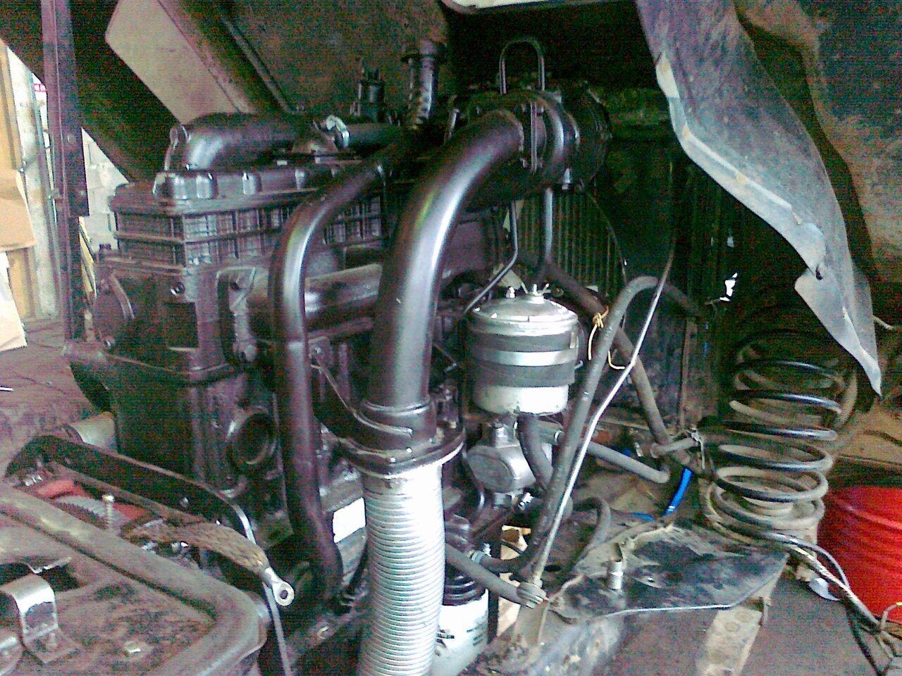 Д-245 на газ 66